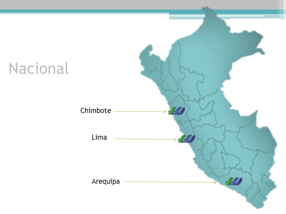 Nacional Chimbote Lima Arequipa