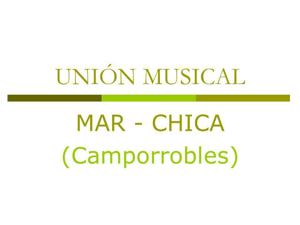 MAR - CHICA (Camporrobles)