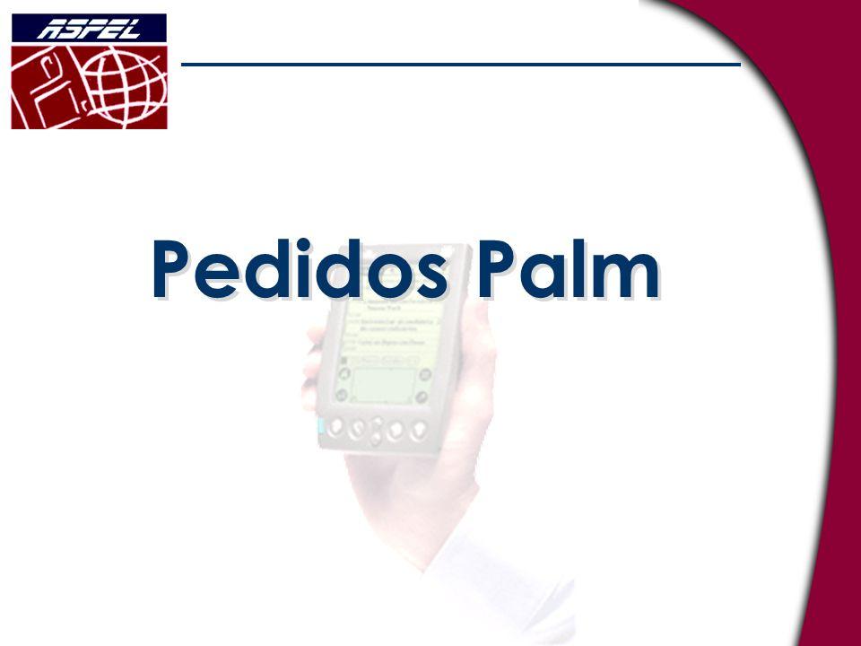 Pedidos Palm 7