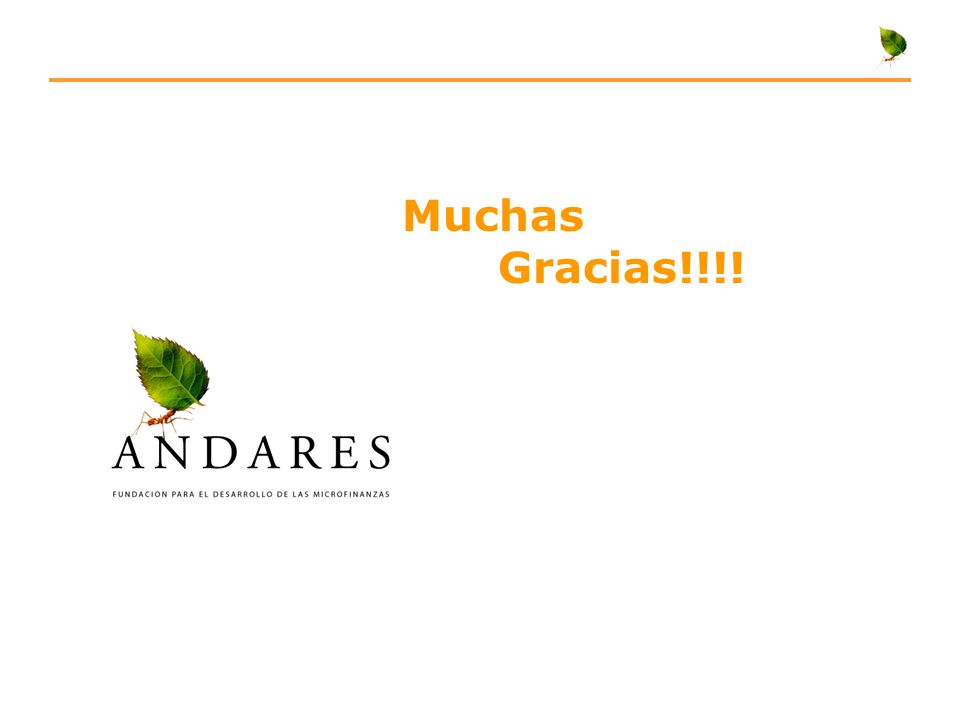 Muchas Gracias!!!! 16