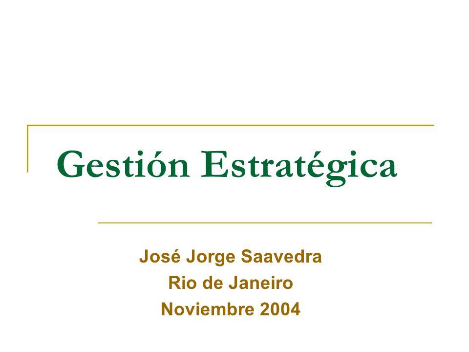 José Jorge Saavedra Rio de Janeiro Noviembre 2004
