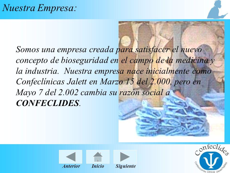 Nuestra Empresa: