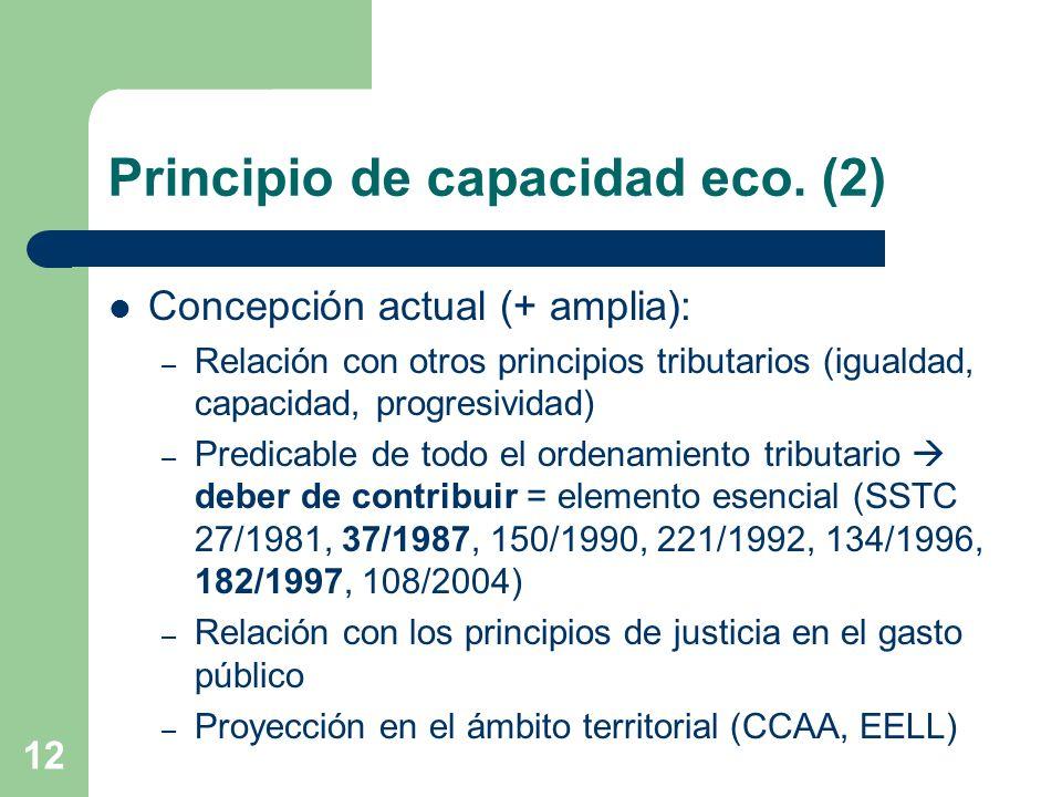 Principio de capacidad eco. (2)