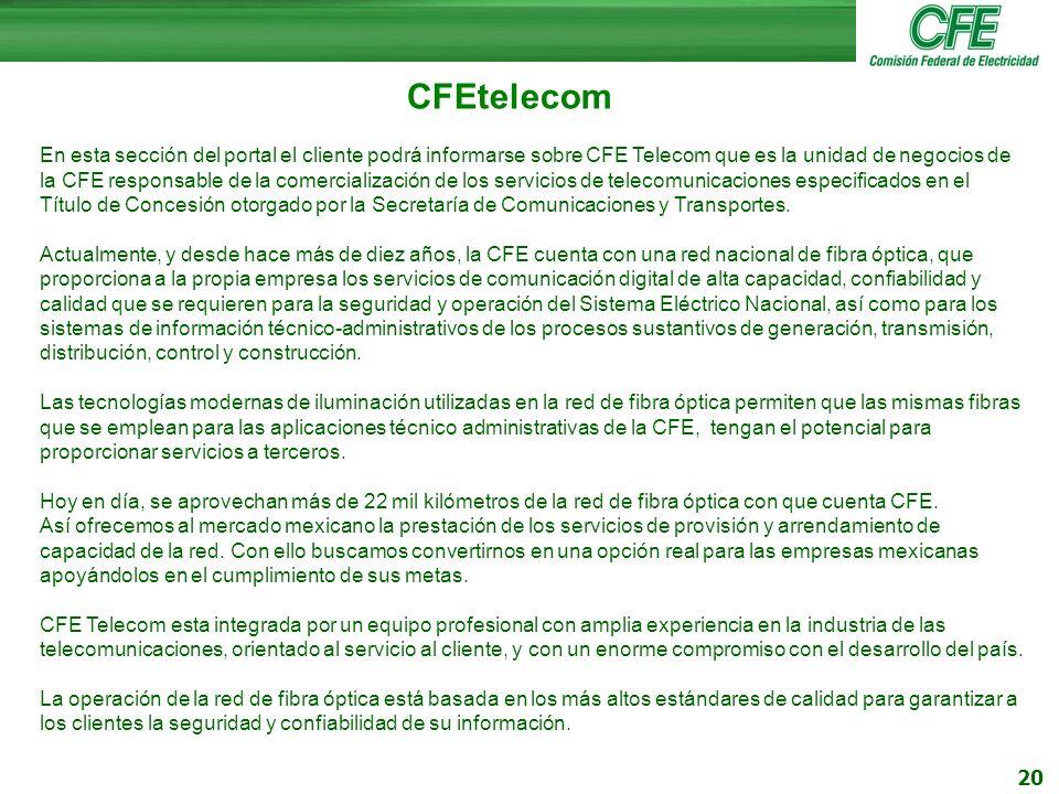 CFEtelecom