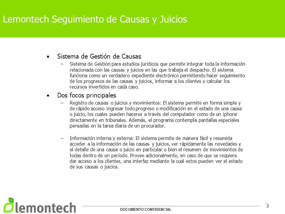 Lemontech Seguimiento de Causas y Juicios