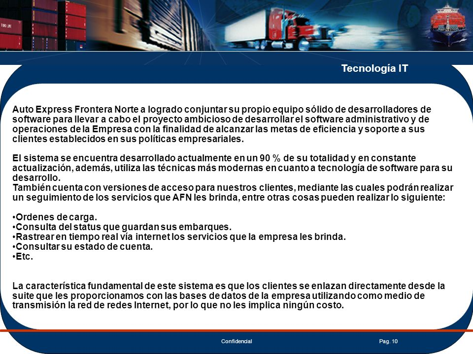 Tecnología IT