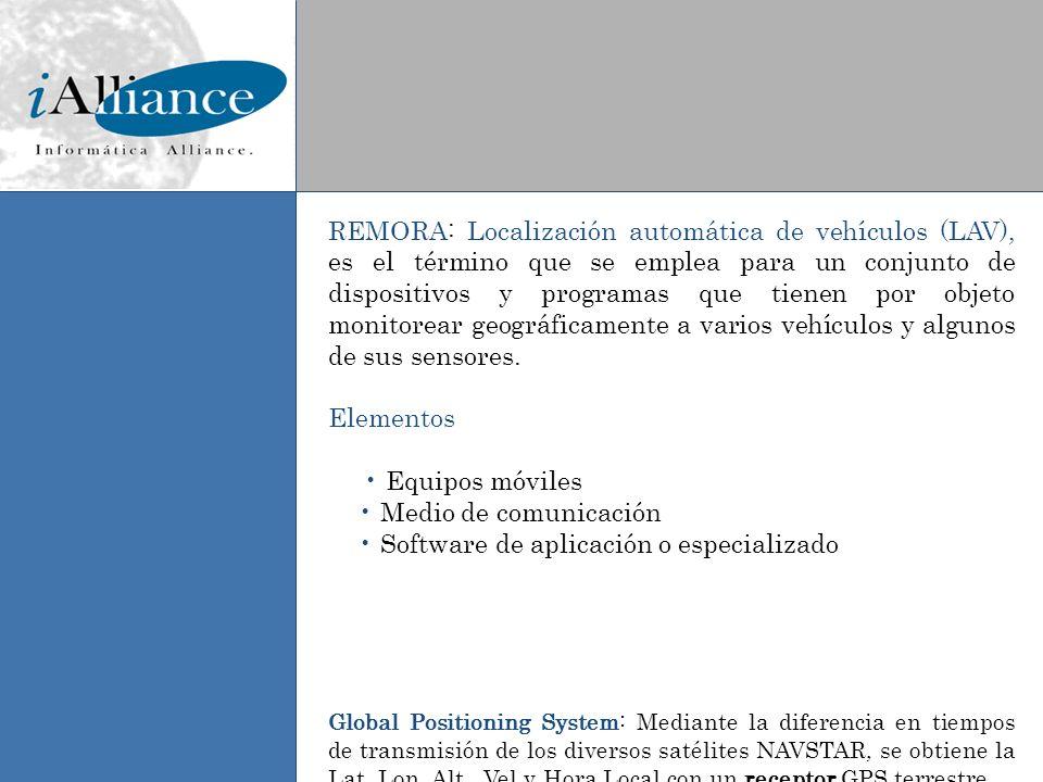 • Medio de comunicación • Software de aplicación o especializado