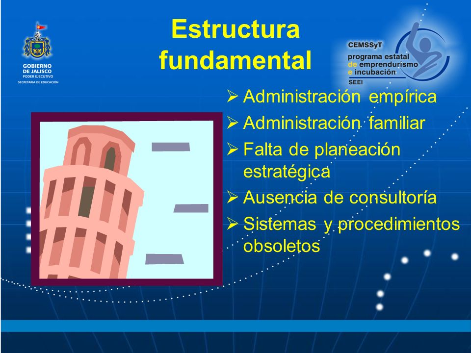 Estructura fundamental