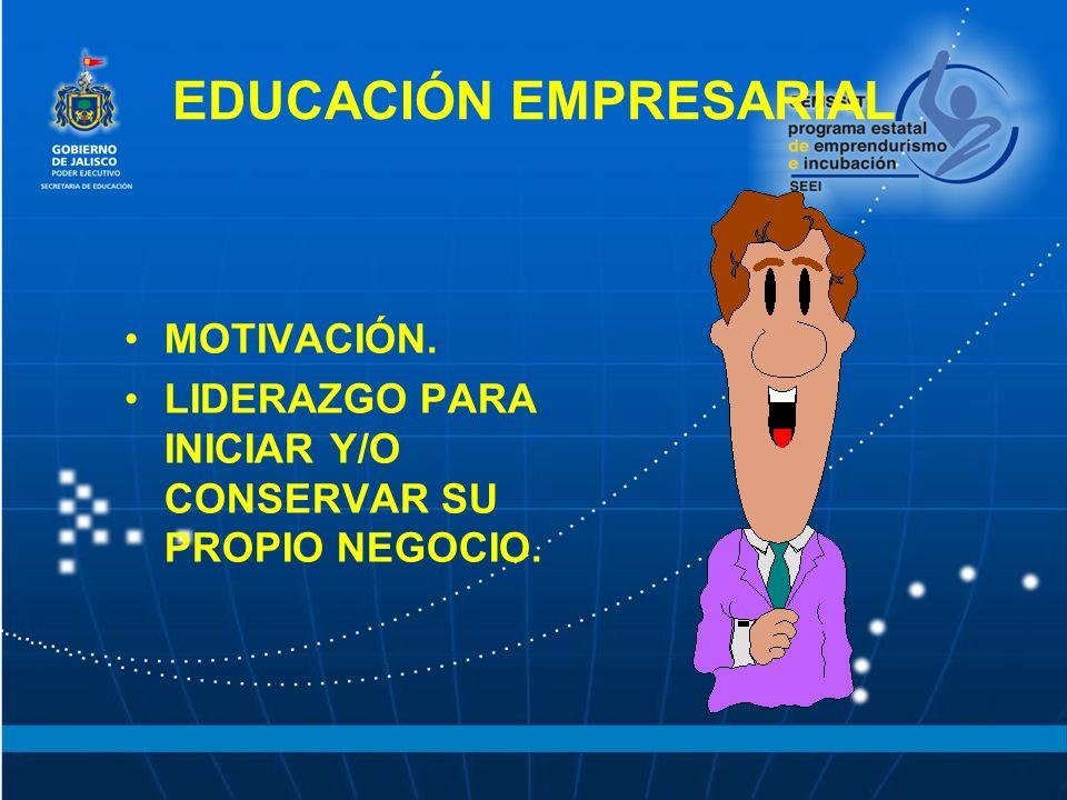 EDUCACIÓN EMPRESARIAL