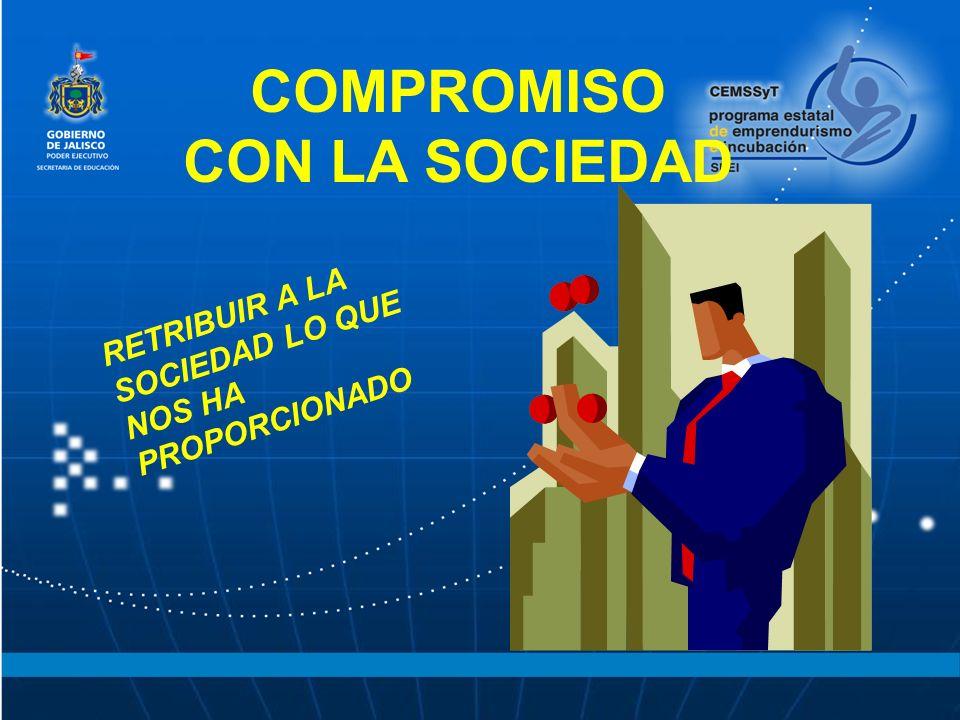 COMPROMISO CON LA SOCIEDAD