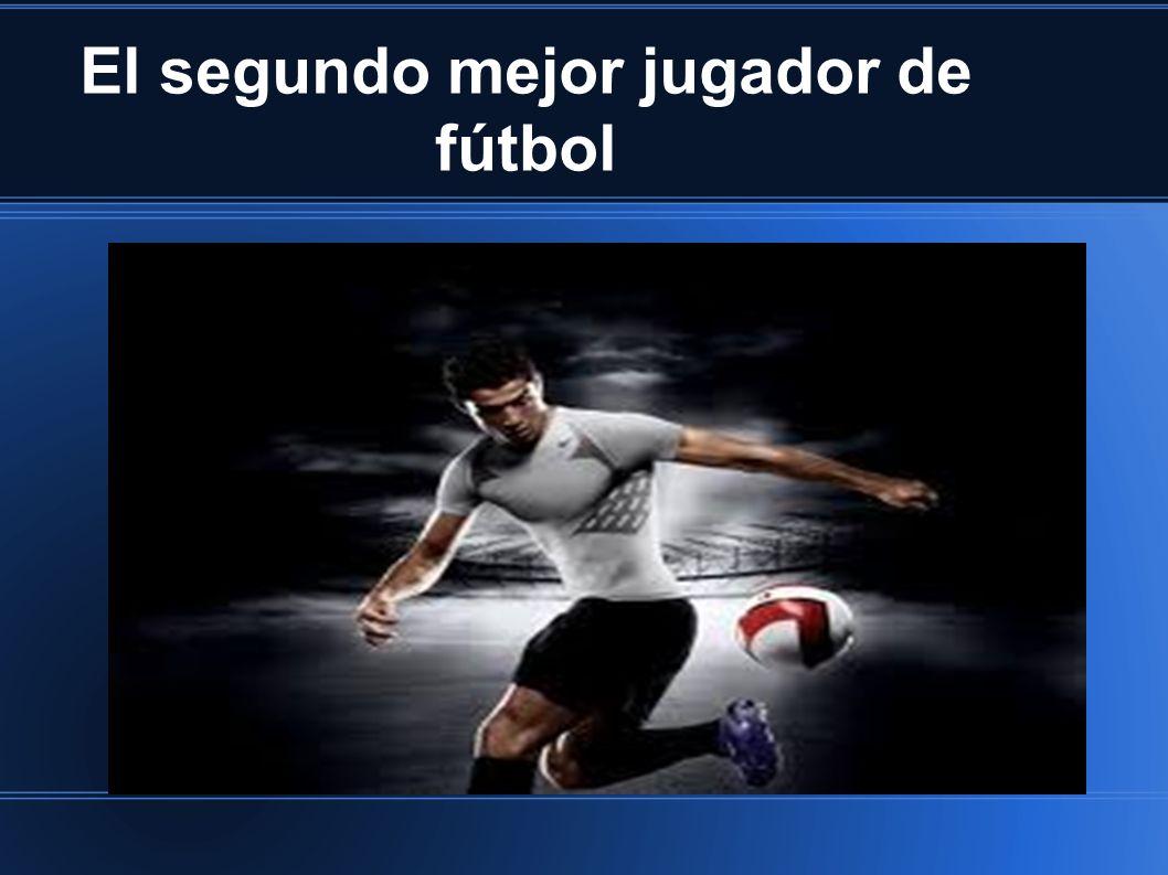 El segundo mejor jugador de fútbol