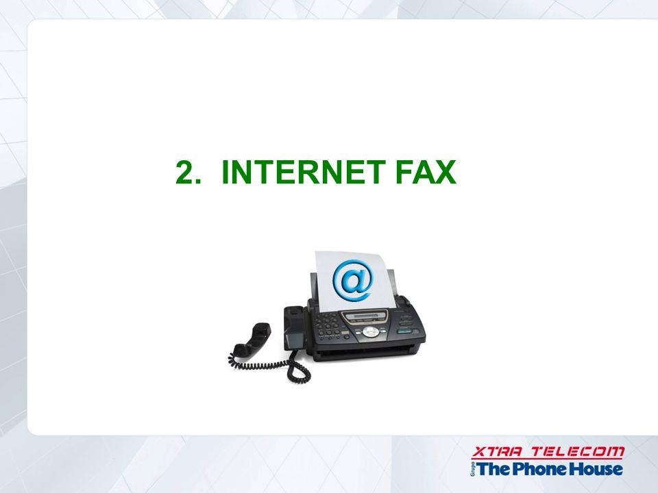 2. INTERNET FAX