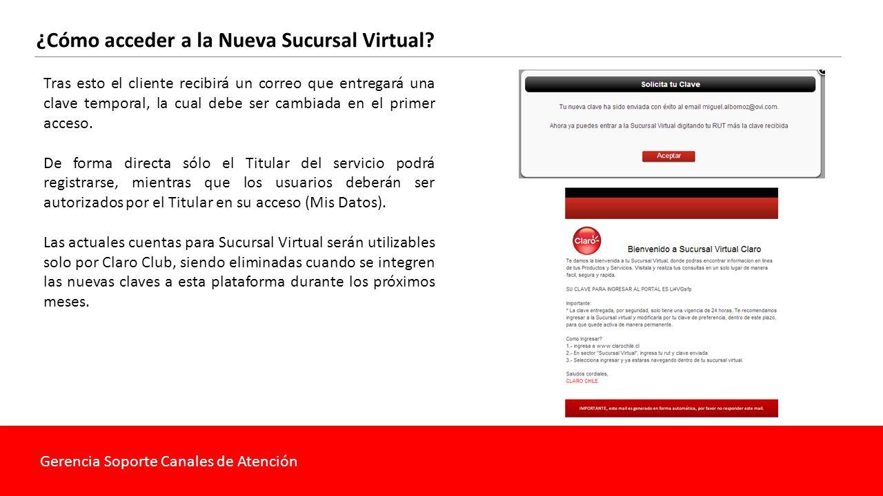 ¿Cómo acceder a la Nueva Sucursal Virtual