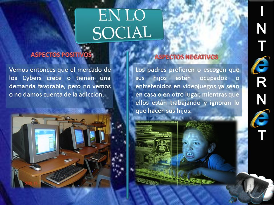 EN LO SOCIAL ASPECTOS POSITIVOS ASPECTOS NEGATIVOS