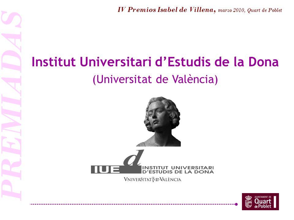 Institut Universitari d'Estudis de la Dona