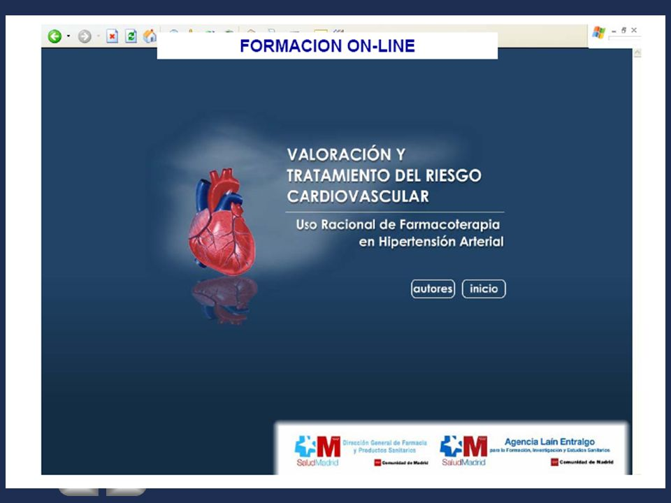 CONSUMO DE MEDICAMENTOS EN HOSPITALES