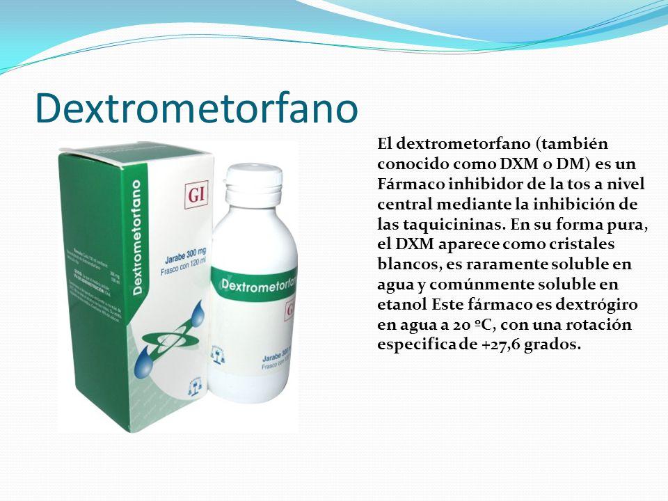 Dextrometorfano