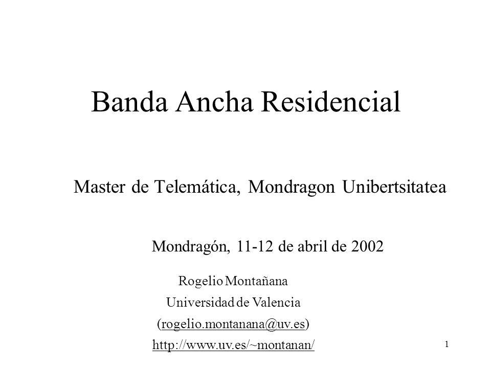 Banda Ancha Residencial