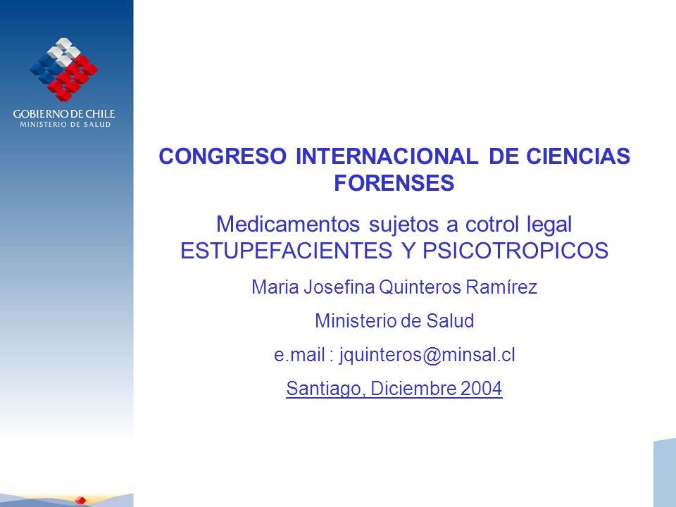 CONGRESO INTERNACIONAL DE CIENCIAS FORENSES