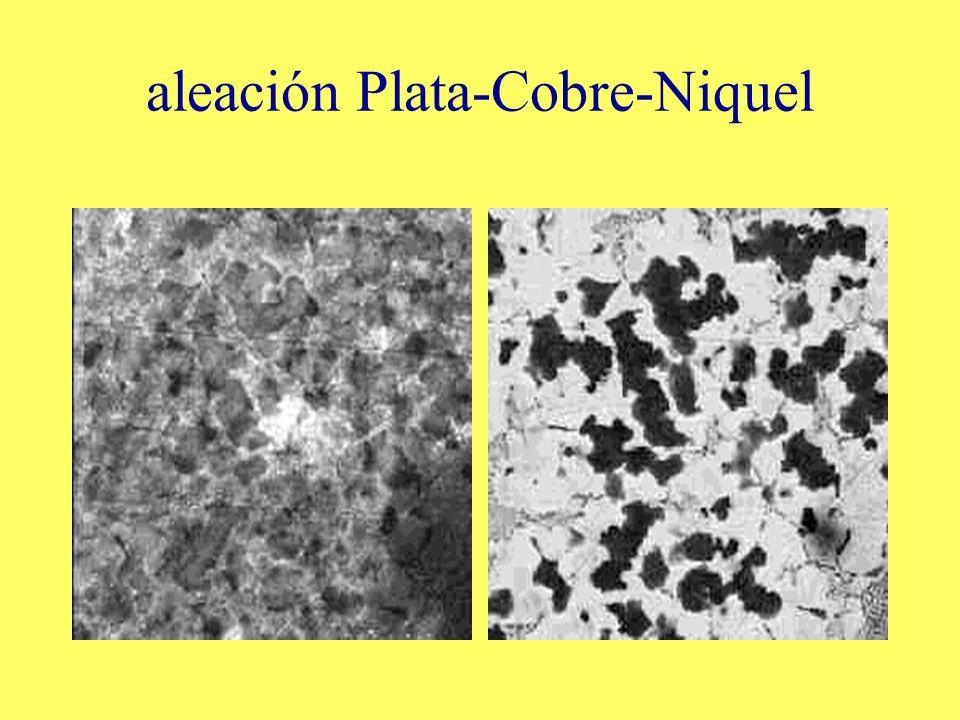 aleación Plata-Cobre-Niquel