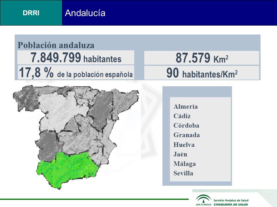 17,8 % de la población española