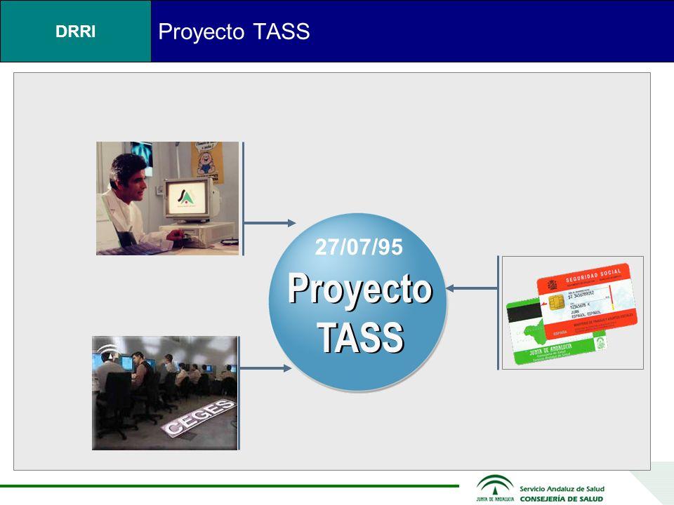 Proyecto TASS Proyecto TASS 27/07/95