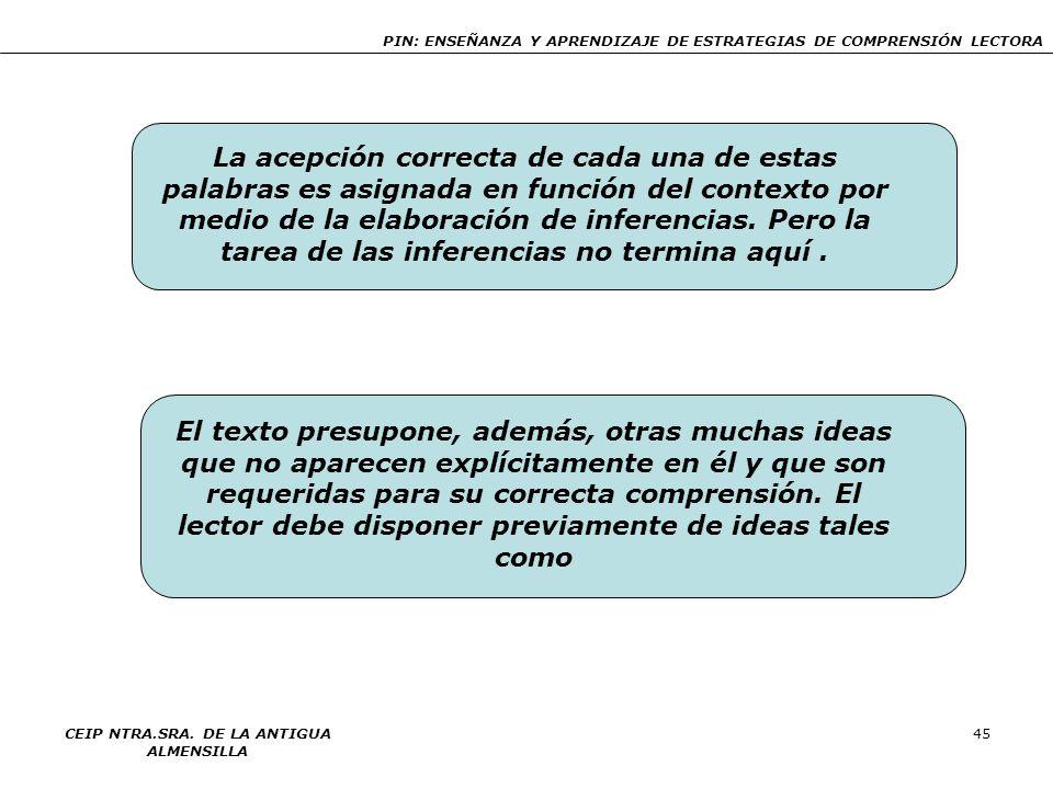 CEIP NTRA.SRA. DE LA ANTIGUA ALMENSILLA