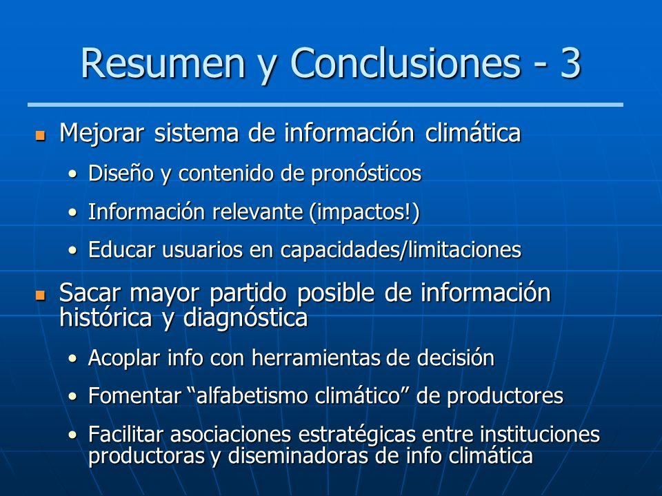 Resumen y Conclusiones - 3