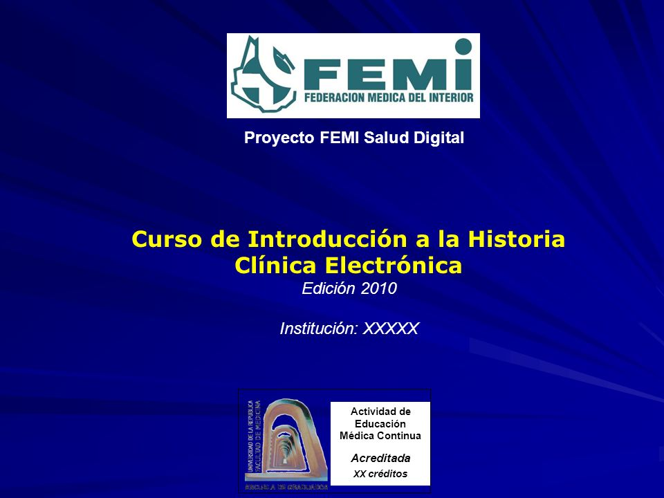 Proyecto FEMI Salud Digital