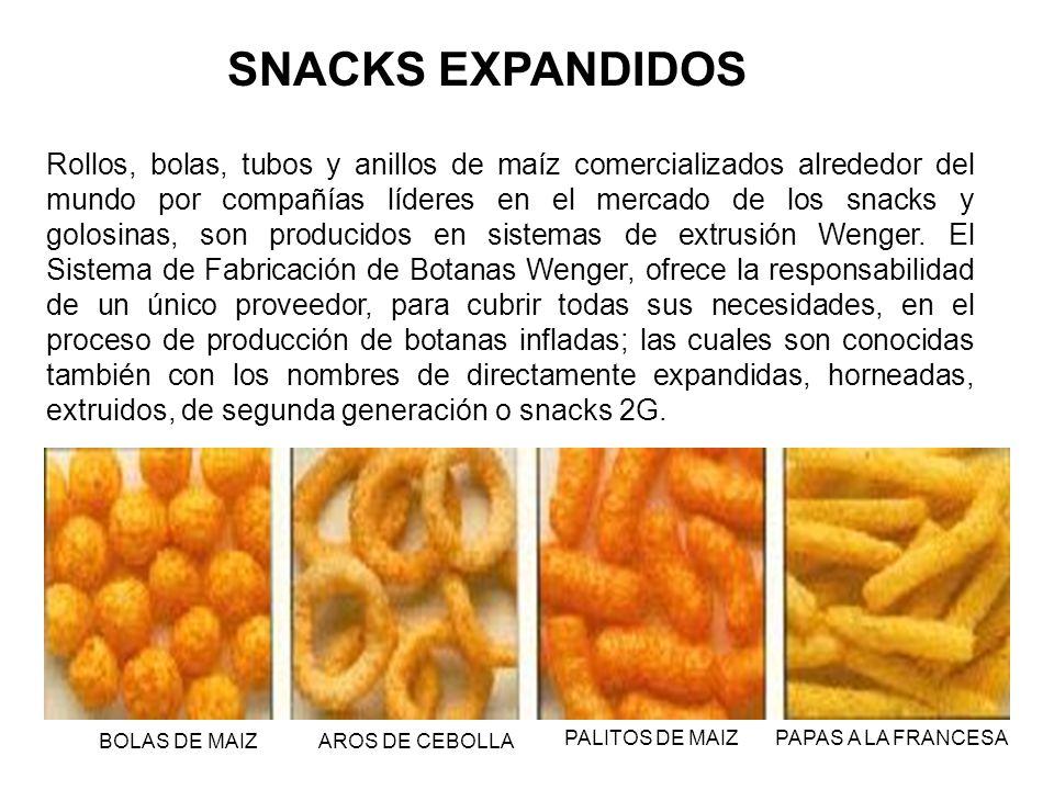 SNACKS EXPANDIDOS