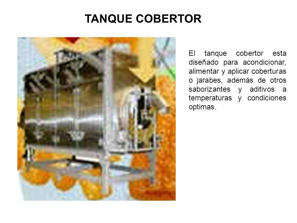 TANQUE COBERTOR