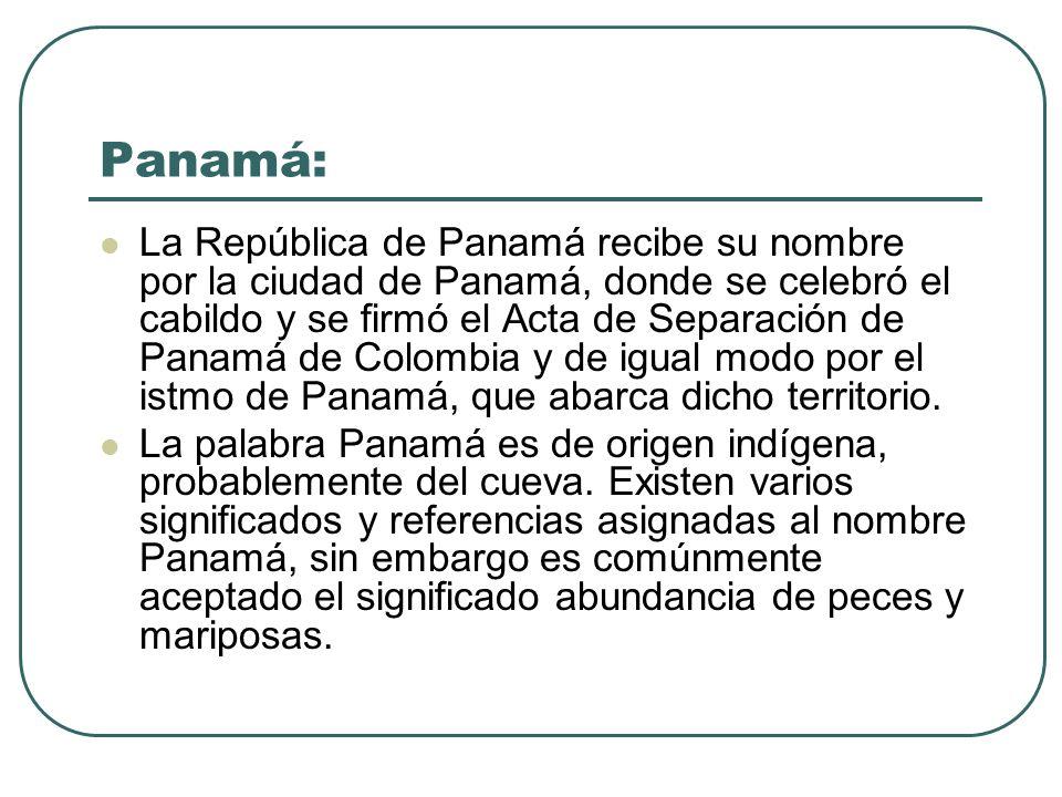Panamá: