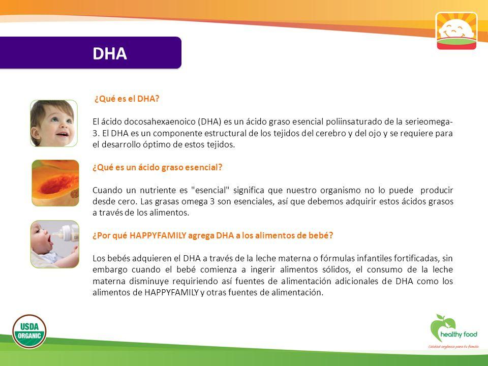 DHA ¿Qué es el DHA