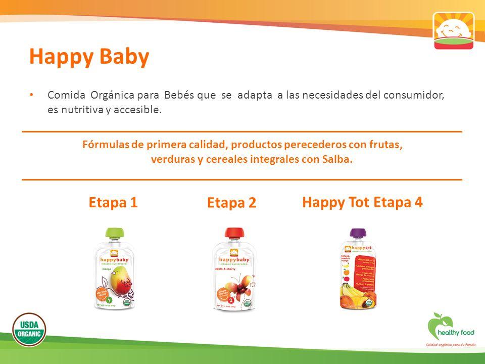 Happy Baby Etapa 1 Etapa 2 Happy Tot Etapa 4