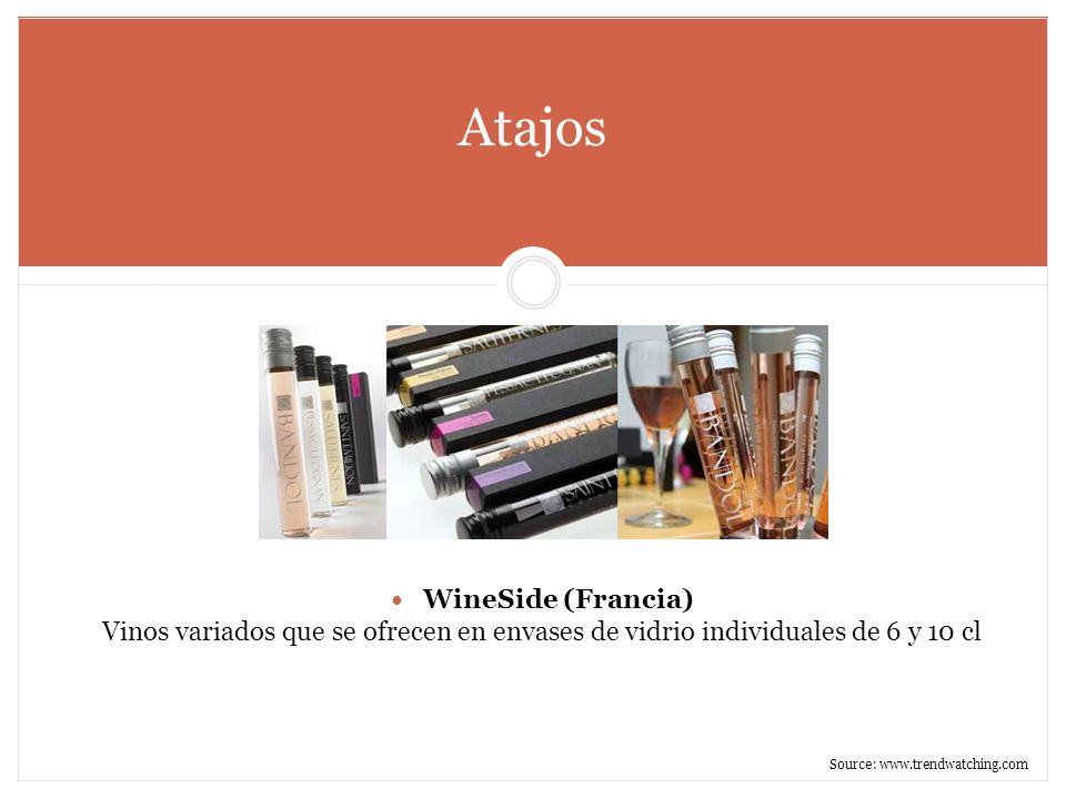 Atajos WineSide (Francia)