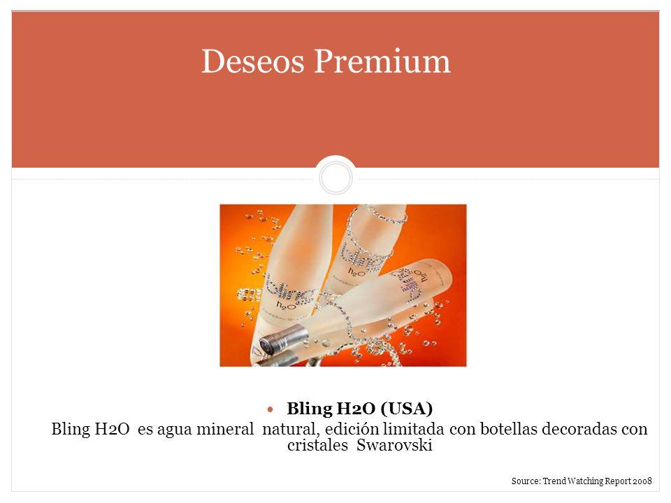 Deseos Premium Bling H2O (USA)