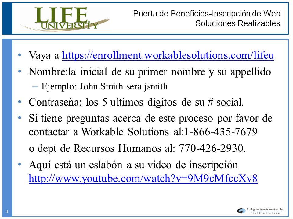 Puerta de Beneficios-Inscripción de Web Soluciones Realizables