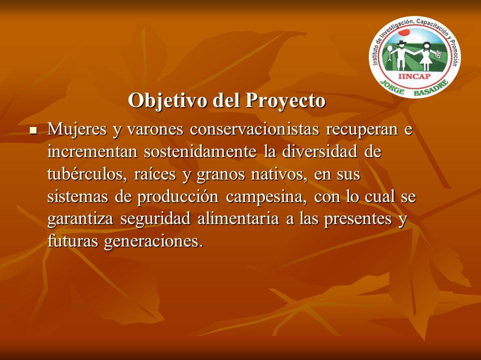 Objetivo del Proyecto