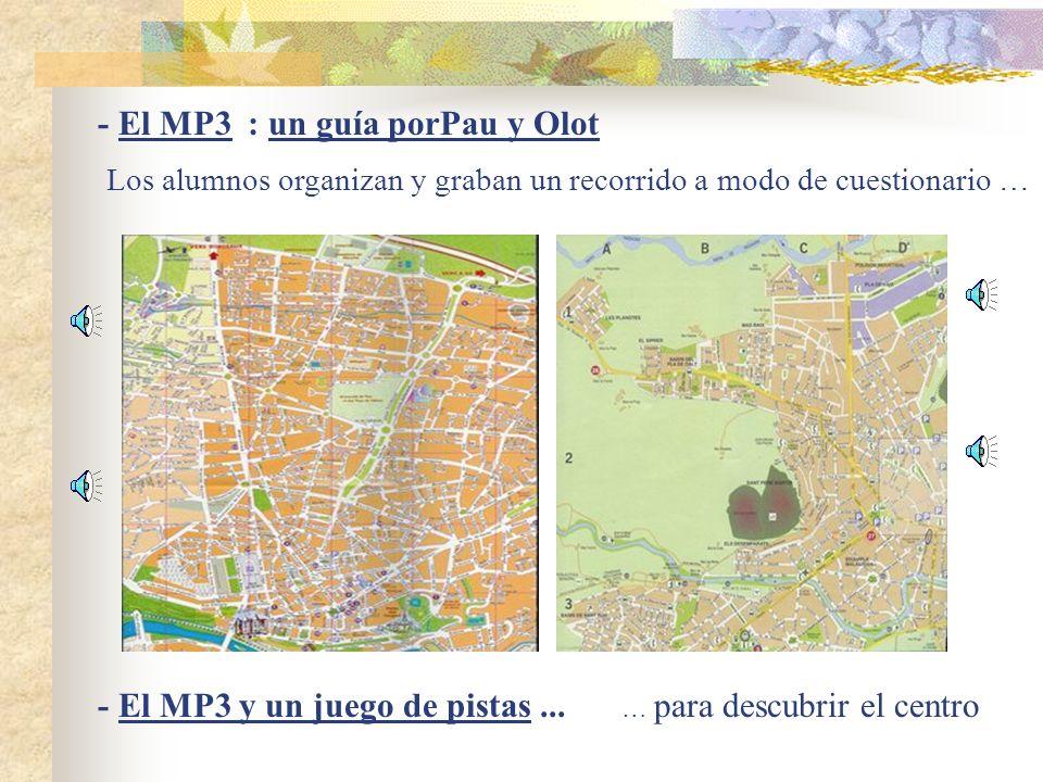 - El MP3 : un guía porPau y Olot