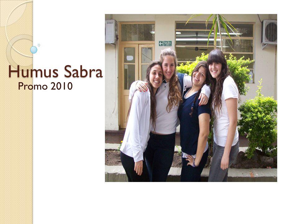 Humus Sabra Promo 2010