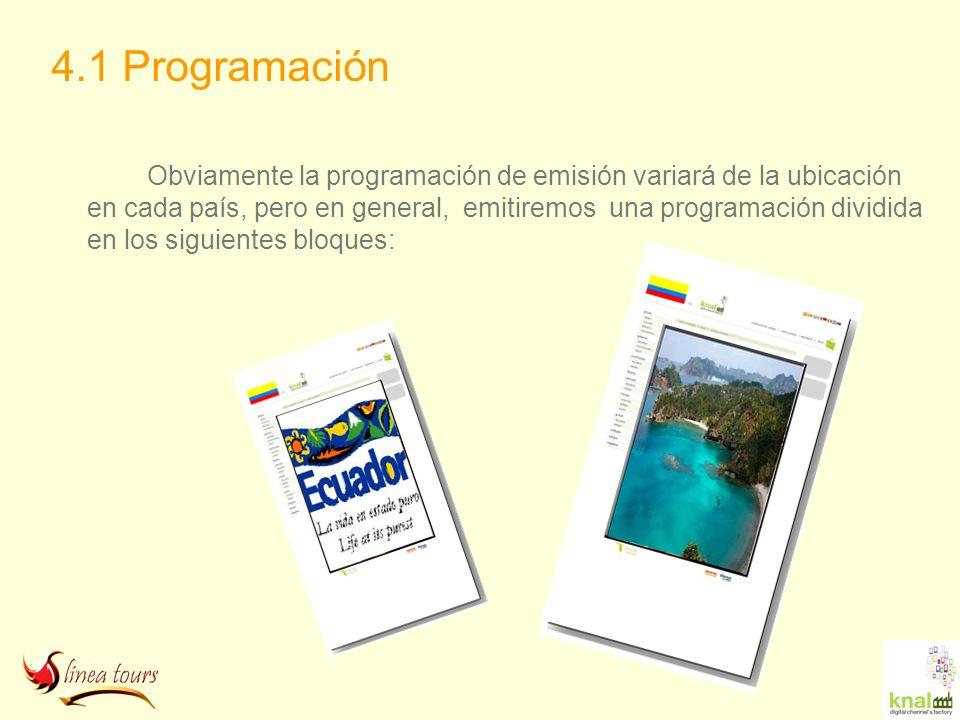 4.1 Programación
