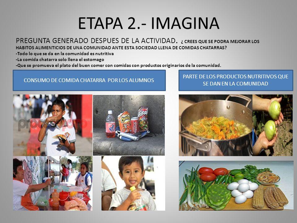 ETAPA 2.- IMAGINA