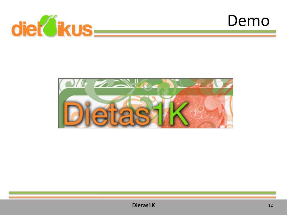 Demo Dietas1K