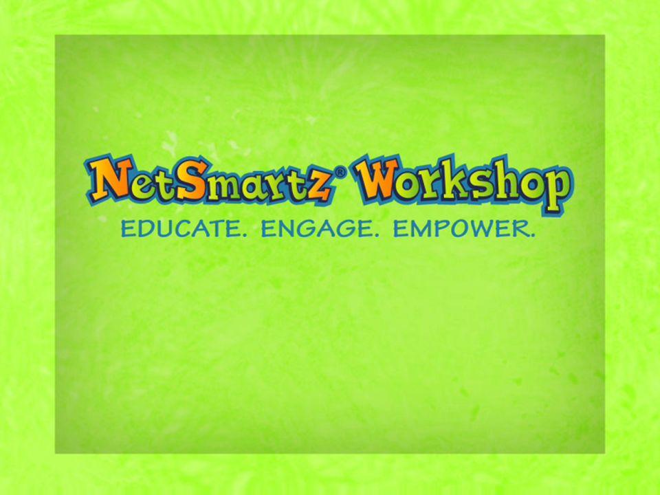 Hoy/Esta noche les daré algunos consejos de los expertos en seguridad del taller NetSmartz para aprender a comunicarse con los niños acerca de sus vidas en el Internet.
