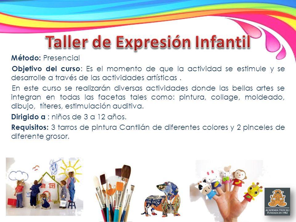 Taller de Expresión Infantil