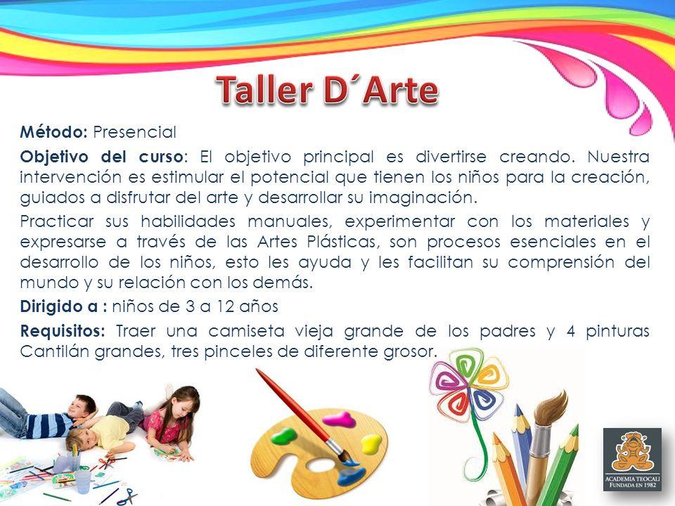 Taller D´Arte