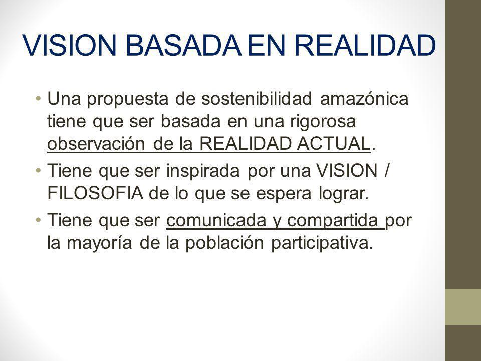 VISION BASADA EN REALIDAD