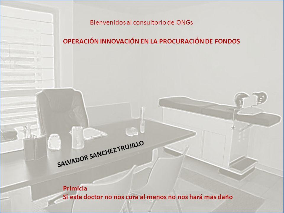 Bienvenidos al consultorio de ONGs