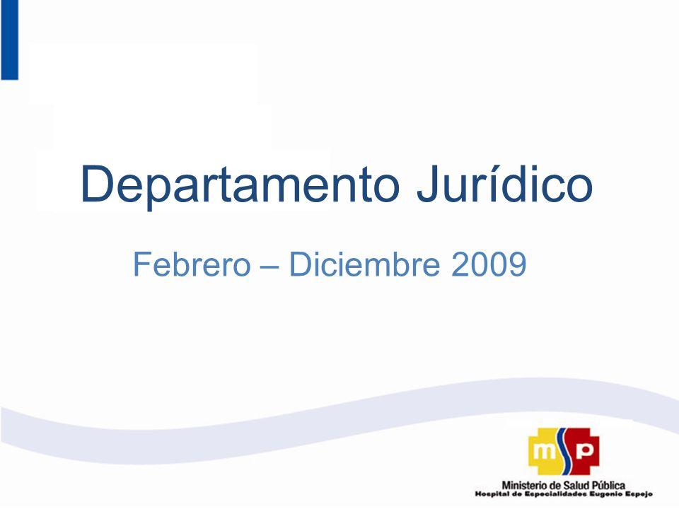 Departamento Jurídico