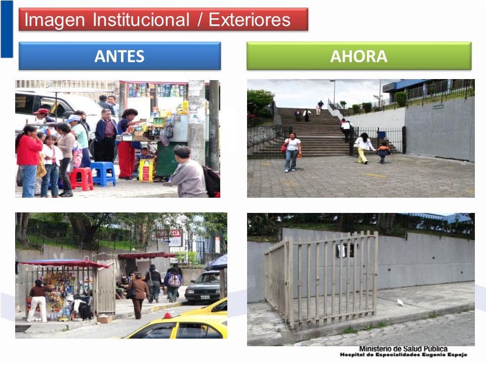 Imagen Institucional / Exteriores